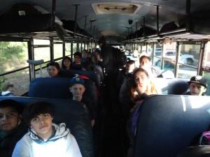 Cachagua Buses 1