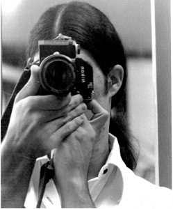 gGuardino 1975 self portrait